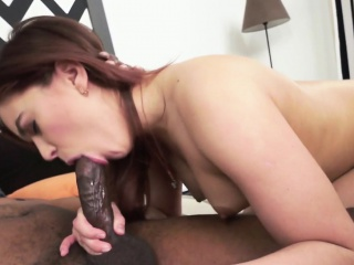 Teen facialized by senior on touching black prick