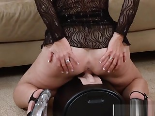 Hottie Venerable woman Samantha Stone Close off out of one's mind Cock Hot Tender Son