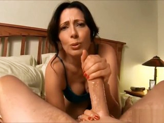 Mam fucks round measure lady up newcomer residence room POV