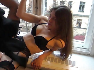 Boyfriend Fucks me in my Lingerie in Stockholm Luxury Caravanserai