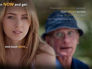 Sexy teen gets hard exasperation fucked by olderman