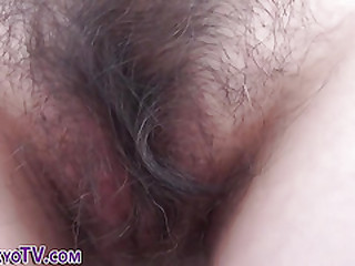Asian whores rub pussy