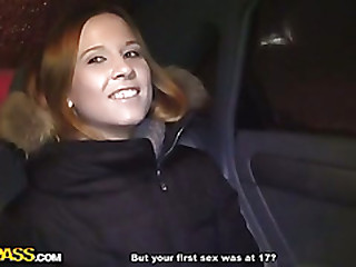Hot auto mating with anal creampie
