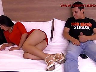 Bangs hot sister Mexican slut Elizabeth Marquez Video Taboo