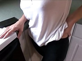 Teen Daughter Fucks Dad